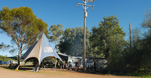 Wando Camp, Maules Creek, June 2014