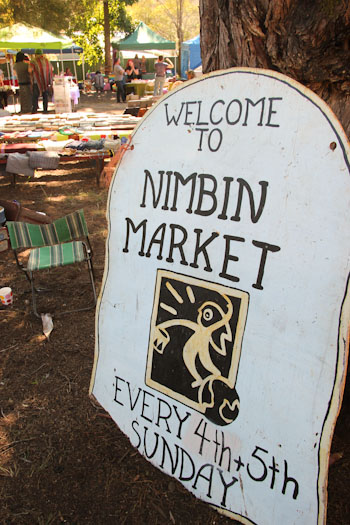 Nimbin Markets, 4th and 5th Sundays, Nimbin, northern NSW, July 2014