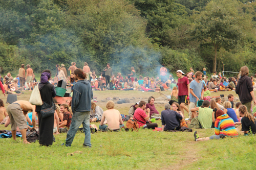 World Rainbow Gathering, Hungary, September 2014