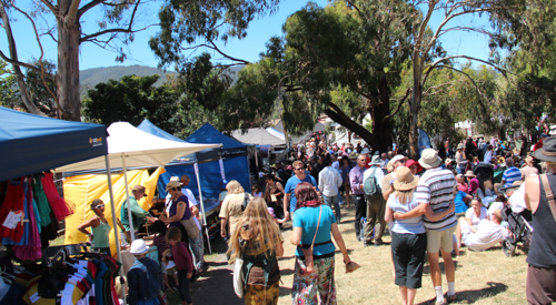 Cygnet Folk Festival, Tasmania, January 2015