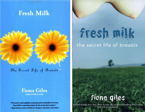 Fresh milk, by Fiona Giles