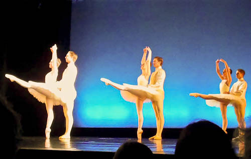 Royal NZ Ballet at Kerkeri, March 2011