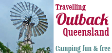 Travelling Outback Queensland