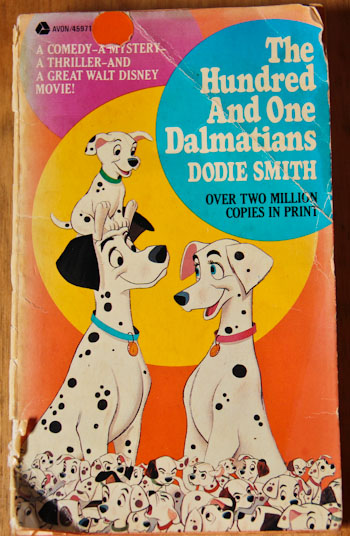 The Hundred and One Dalmations by Dodie Smith