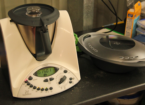 Thermomix components, September 2011