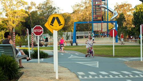 Lake Macquarie Variety Playground, January 2012