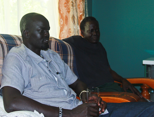 Deng and William Bol, February 2012