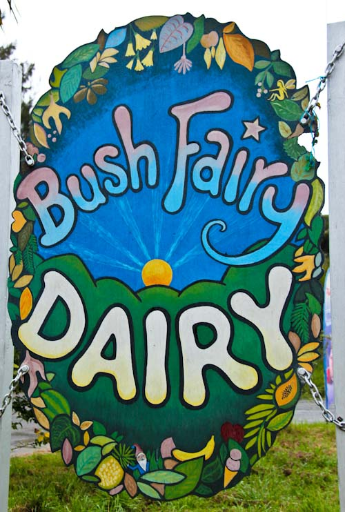 Bush Fairy Dairy, April 2012