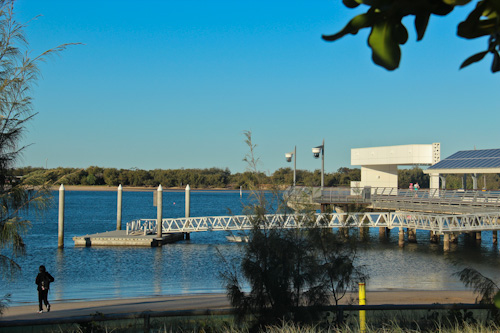 Broadwater Parklands, August 2012