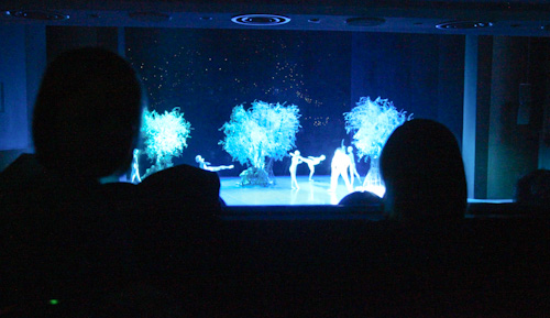 Watching the Hamburg Ballet perform A Midsummer Night's Dream, Brisbane, September 2012