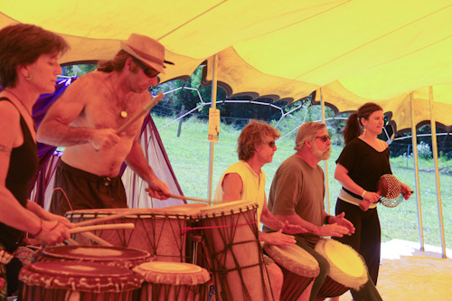 Dancing Ground Festival, Stokers Siding, October 2012