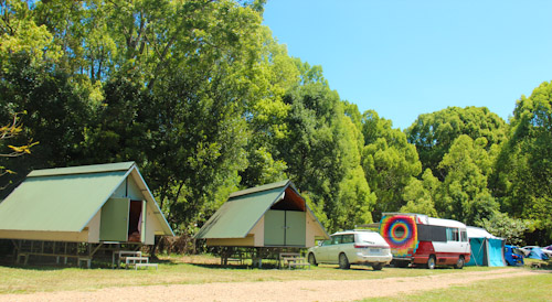Hosanna Farmstay, Stokers Siding, NSW, October 2012