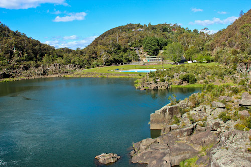 Cataract Gorge Reserve, Launceston, December 2012