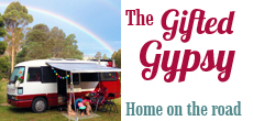 The Gifted Gypsy — Home on the road