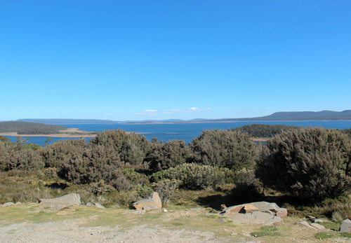 Great Lake, Tasmania, February 2013