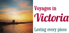 Voyages in Victoria — Loving every piece