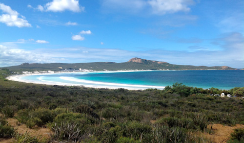 Lucky Bay, Cape Le Grand National Park, Western Australia, April 2013