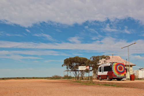 Kingoonya, South Australia, August 2013