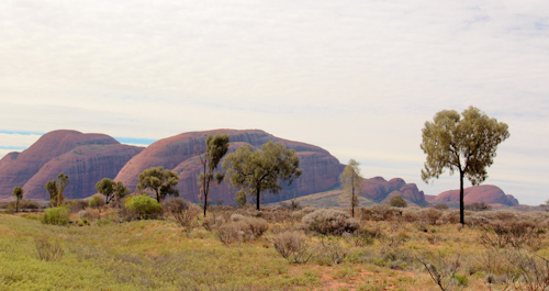 Kata Tjuta, Northern Territory, August 2013