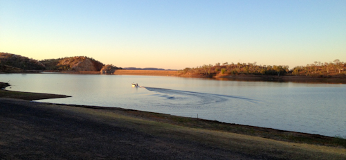 Lake Moondera, Mount Isa, Queensland, August 2013