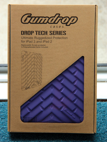Gumdrop Drop Tech Series ipad case, perfect for children
